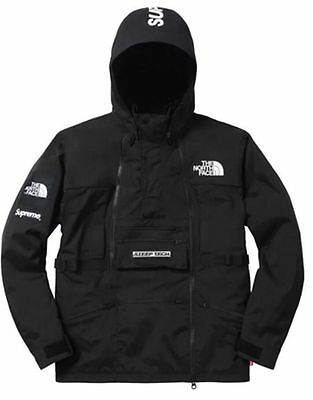 Supreme X The North Face Steep Tech Jacket New Size L