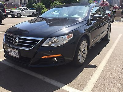 2010 Volkswagen CC SPORT Volkswagen CC Sport - Stick Shift with LOW mileage and GREAT condition!