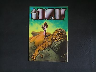 Anomoly #4: Early 70's comix featuring R. Corben. Great copy, see details.