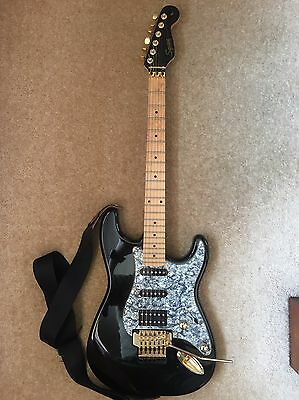 Very Rare Fender Squire Stratocaster Pro-Tone 1997 - Beautiful Sound And Looks