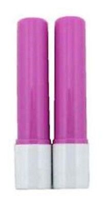 SEWLINE/SUE DALEY  FABRIC GLUE PEN PINK REFILLS Pkg of 2 Quilting Water Soluable