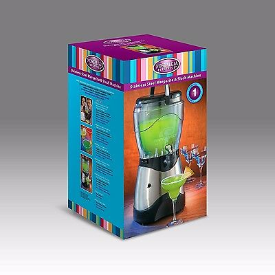 Nostalgia Electrics Margarita, Frozen Drink Ice Slush Slushie Machine Maker