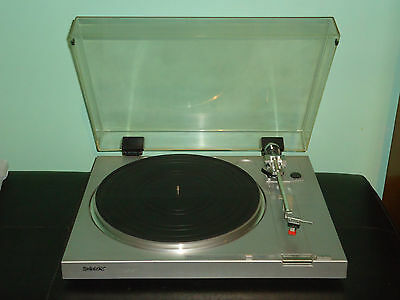 Sony Turntable / Direct Drive / Made In Japan