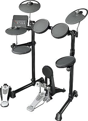 Yamaha DTX450K Electronic Drum Kit with Free iOS Apps