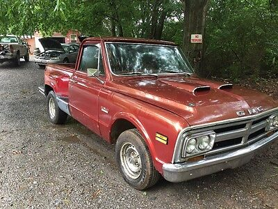 1968 GMC Other  1968 GMC Chevy 1500 custom pickup truck