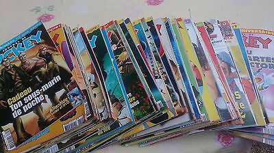 Lot De 37 Journal De Mickey 2001 A 2004 *** Tbe