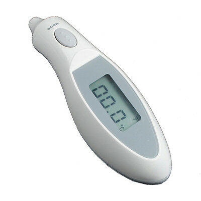 Baby Kids Infrared IR Temperature Portable Digital Ear Thermometer