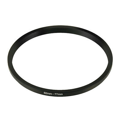 82mm-77mm 82mm to 77mm 82 - 77mm Step Down Ring Filter Adapter for Camera Lens