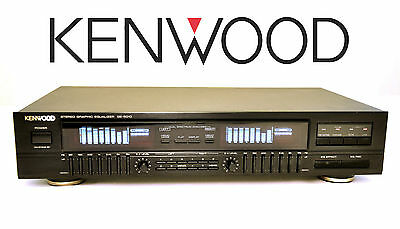 Kenwood GE-5010 Stereo Graphic Equalizer