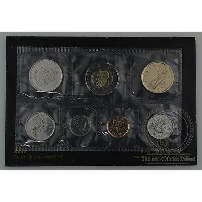 2009 Proof Like set - Canada