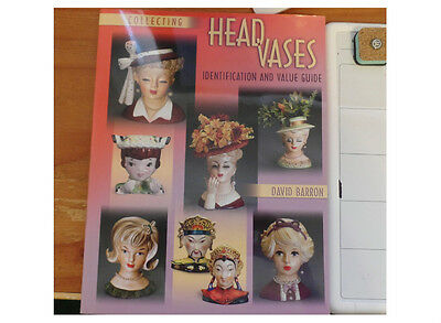 Head Vases Identification and Value Guide David Barron Headvase