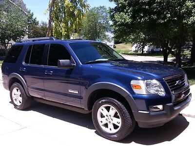 2007 Ford Explorer XLT Clean, LOW Mileage 2007 Ford Explorer