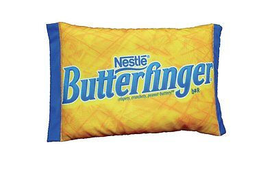 Nestle Butterfinger Squishy Pillow
