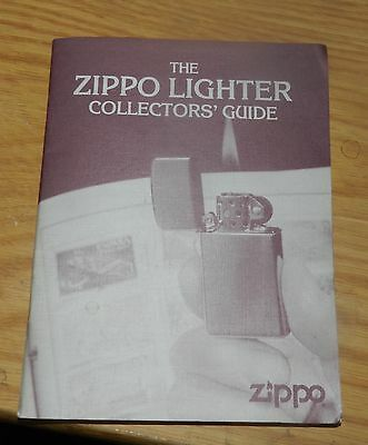 The ZIPPO LIGHTER Collectors Guide 2000