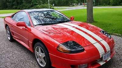 1991 Dodge Stealth RT Twin Turbo 1991 Dodge Stealth Twin Turbo AWD AWS NO RESERVE