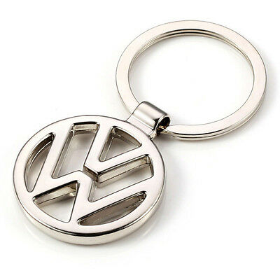 Auto Car 3D Metal Logo keyring VW Keychain Pendant Key Holder for Volkswagen NEW