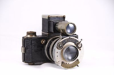 Possible prototype One of a Kind Koilos Pre-WWII Camera Patent ANG D.R.G.M. 35mm