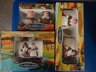 Lot of Publix Pilgrim Thanksgiving Pieces