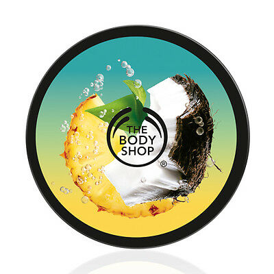 New The Body Shop Piñita Colada Body Butter