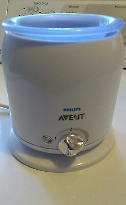 Philips Avent Electric Bottle and Baby Food Warmer - Philips Baby Bottle Warmer
