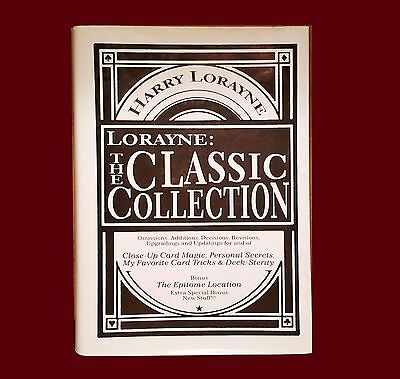 Lorayne: The Classic Collection (#1) by Harry Lorayne - Out of Print