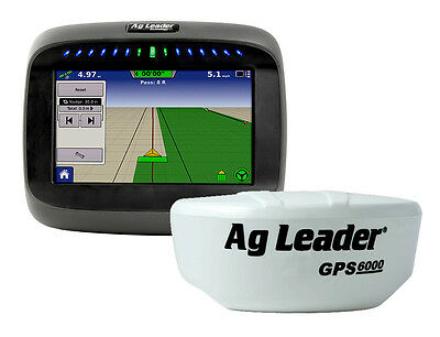 NEW Ag Leader Compass with GPS 6000 Antenna Lightbar - FREE SHIPPING