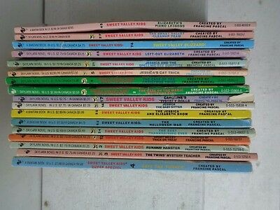 Sweet Valley Kids - Francine Pascal - 9 Books
