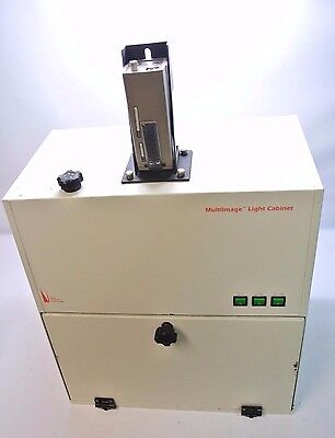 Alpha Innotech MultiImage Light Cabinet Transilluminator w/ Camera