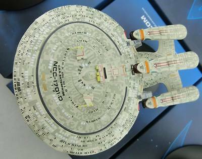 STAR TREK USS Enterprise NCC-1701 - D Special Version Spaceship Model