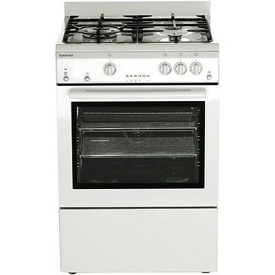 Euromaid Gas Upright Stove 60cm Model GEGFW60 RRP $1299.00