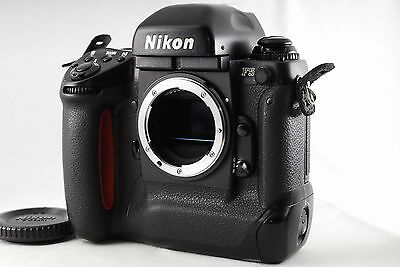 Excellent+++ Nikon F5 35mm SLR Film Camera Body Only from Japan #836