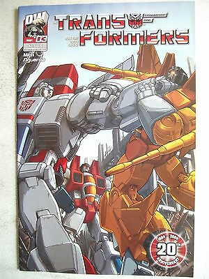 Transformers: Generation One # 3 (First Printing, Mar 2004), Nm