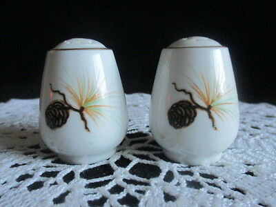 Porcelain Salt and Pepper Shakers Made in Germany