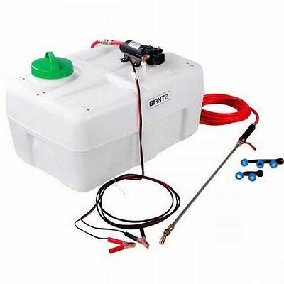 NEW 80 PSI 4.0L/min ATV Garden Weed Sprayer, Leak-proof 50L Tank with 3 Nozzles