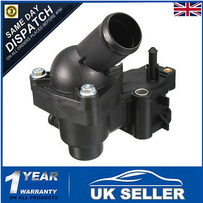 THERMOSTAT + HOUSING COMPLETE + SEAL FOR FORD FOCUS MK2 (04-15) 1.8 TDCi 1198060