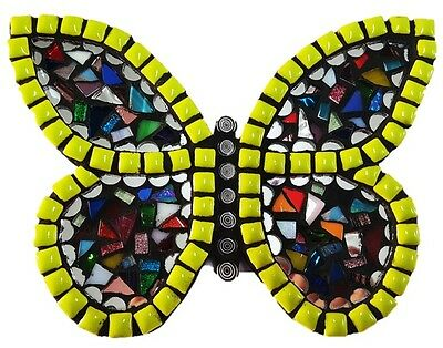 Mosaic Rainbow Butterfly Kitset - Small _Great for beginners