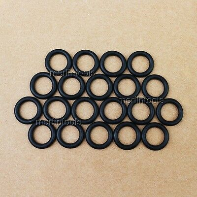 1.9mm Section Select OD from 5mm to 50mm Rubber O-Ring gaskets