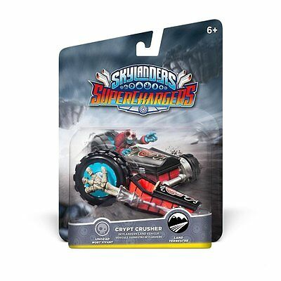 Skylanders Superchargers véhicule CRYPT CRUSHER Activision NEUF