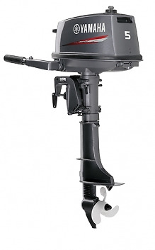 5hp Outboard Motor Short shaft Manual start (NEW)
