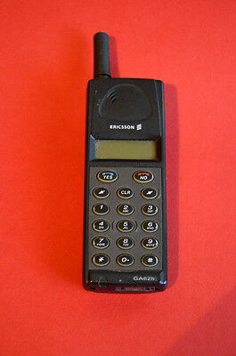 Vintage Ericsson GA628 Cell phone  GSM Collectible Mobile phone