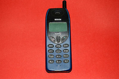 VINTAGE Bosch Cell phone GSM 509 Dual Collectible Mobile phone