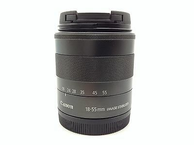 Objetivo Para Canon Canon Ef-M 18-55Mm F3.5-5.6 Is Stm 2115511