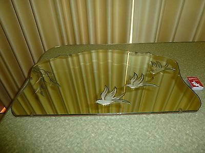 Vintage Retro Mirrors Collection (Eight) Art Deco 1950S
