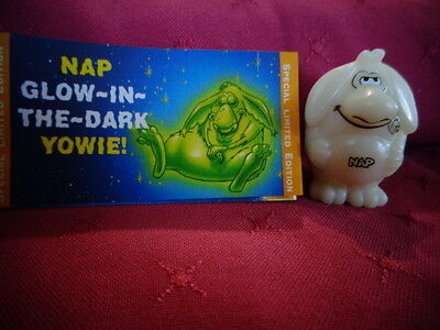 Yowies Series 8 FORGOTTEN FRIENDS A * NAP * LIMITED EDITION