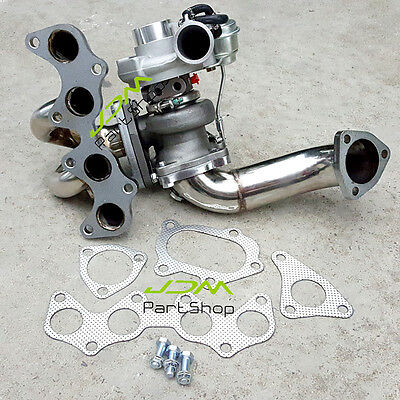 For Toyota Starlet Glanza EP91 EP82 TD04 Turbo + Manifold + Decat Conversion Kit