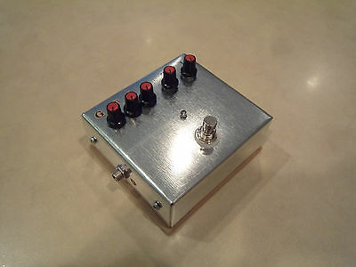 custom bluesbreaker stacked with klone pedal - most wanted, best paired pedal