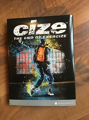 Beachbody Cize Fitness DVD Set From The Makers Of T25 And Piyo
