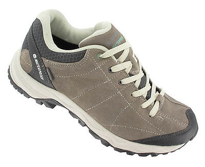 HI-TEC LIBERO WP - Ladies Hiking / Walking Shoes - Sizes UK 7, 6, 3.5 + 3. New