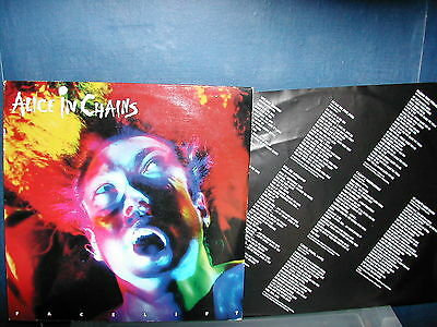 Alice in Chains-Facelift  LP 1990 cbs original