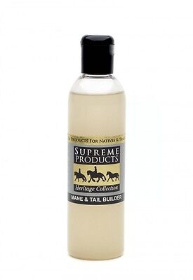 Supreme Products Mane & and Tail Builder Promote Hair Growth Thickener 250ml